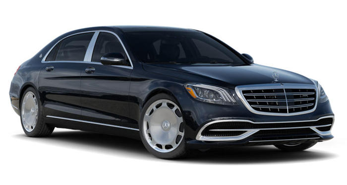 2018 Mercedes-Benz Maybach S Maybach S 560 4MATIC Sedan thumbnail