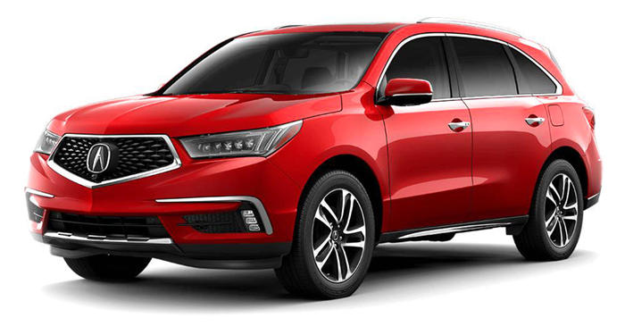 2018 Acura MDX Hybrid Sport Hybrid SH-AWD with Advance Package thumbnail