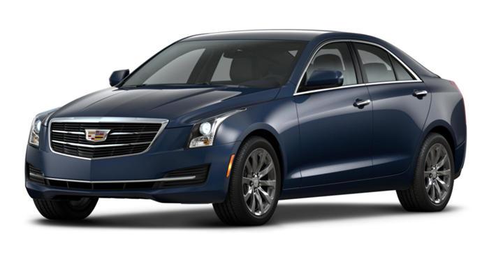2018 Cadillac ATS Sedan Sedan 3.6L Premium Performance RWD thumbnail