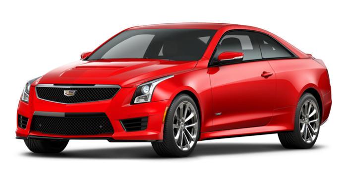 2018 Cadillac ATS-V 3.6L Twin Turbo V6 RWD Coupe thumbnail