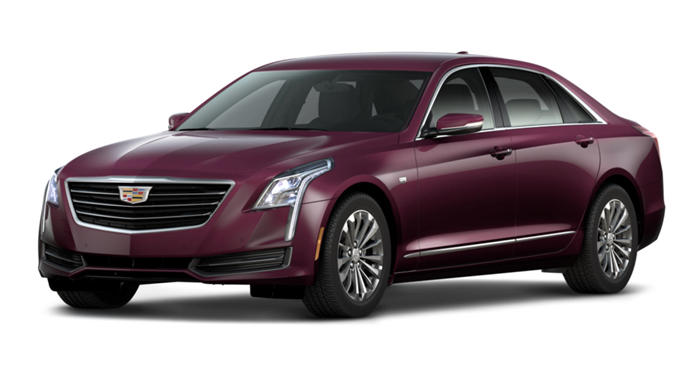 2018 Cadillac CT6 Sedan 3.6L Premium Luxury AWD thumbnail