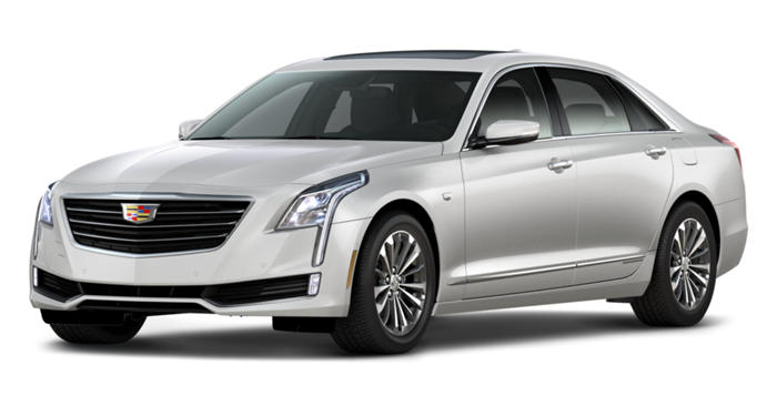 2018 Cadillac CT6 Sedan 2.0L PLUG-IN RWD thumbnail