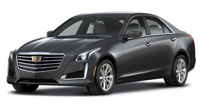 2018 Cadillac CTS Sedan 2.0L Turbo Luxury AWD thumbnail