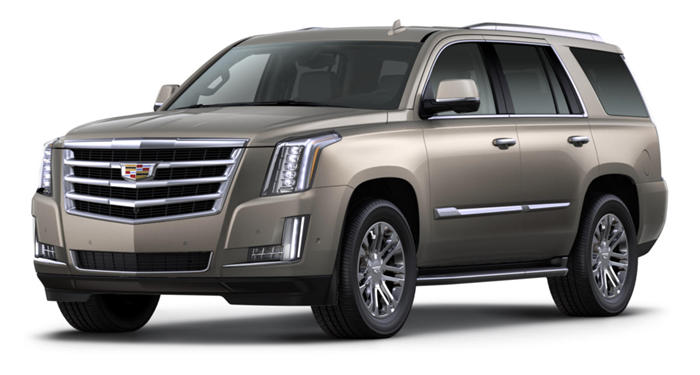 2018 Cadillac Escalade Luxury 2WD thumbnail