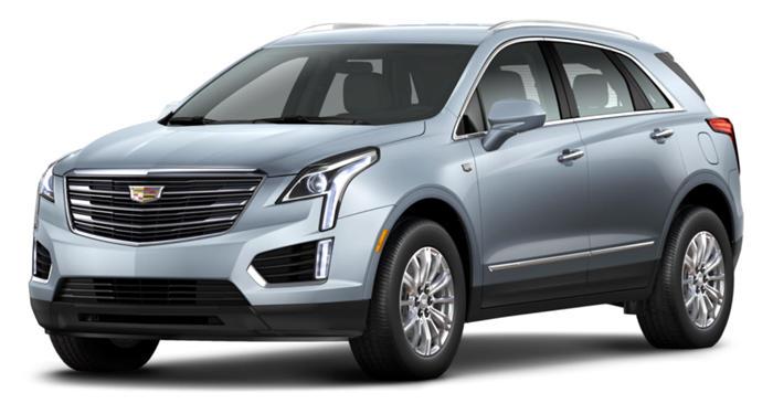 2018 Cadillac XT5 Standard FWD thumbnail