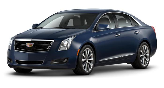 2018 Cadillac XTS Premium Luxury FWD thumbnail