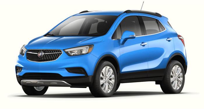 2016 Buick Encore FWD Premium thumbnail