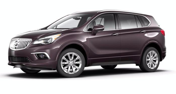 2018 Buick Envision AWD Premium thumbnail