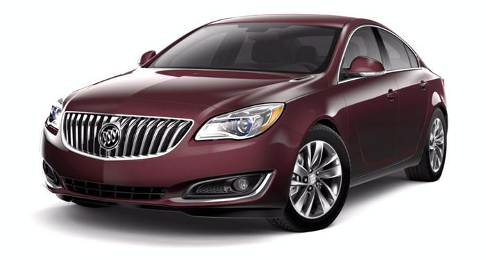 2017 Buick Regal Sedan Premium II FWD thumbnail