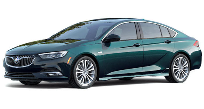 2018 Buick Regal Sportback Sportback  Preferred II FWD thumbnail