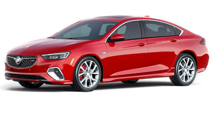 2018 Buick Regal Gs Review Trims Specs And Price Carbuzz