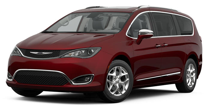 2018 Chrysler Pacifica Touring FWD thumbnail