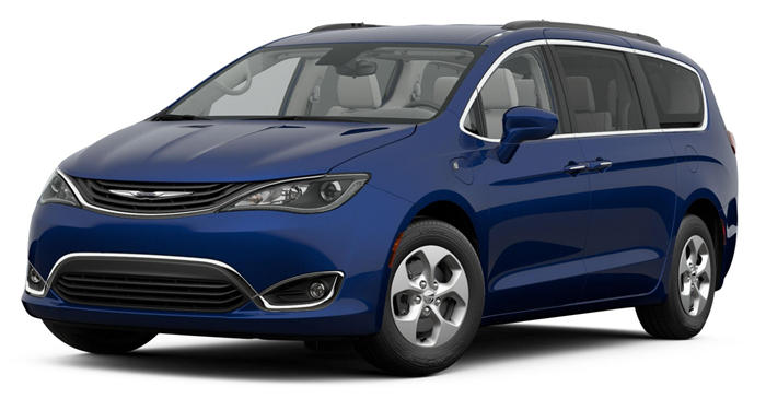 2018 Chrysler Pacifica Hybrid Hybrid Limited FWD thumbnail