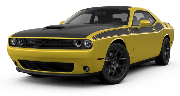 2018 Dodge Challenger T/A 392 RWD thumbnail
