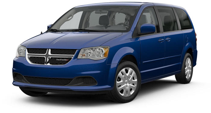 2018 Dodge Grand Caravan SXT Wagon thumbnail