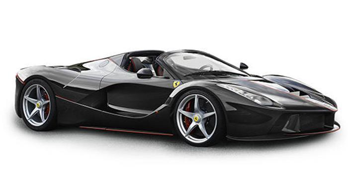 2017 Ferrari LaFerrari Aperta thumbnail
