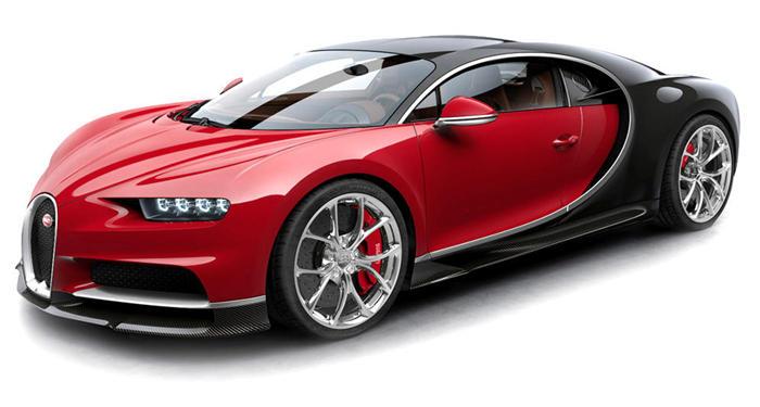 2018 Bugatti Chiron Coupe thumbnail