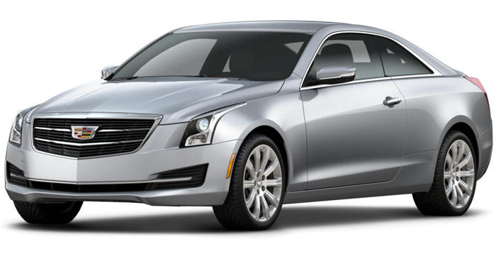 2018 Cadillac ATS Coupe Coupe 2.0L Luxury AWD thumbnail