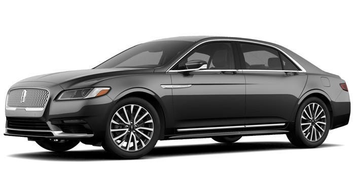 2018 Lincoln Continental Select AWD thumbnail