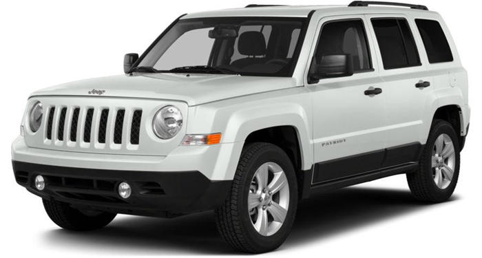 2017 Jeep Patriot Latitude FWD thumbnail
