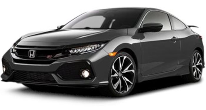 2018 Honda Civic Si Coupe Manual w/High Performance Tires thumbnail
