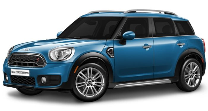 2018 MINI Cooper Countryman Cooper S  ALL4 thumbnail