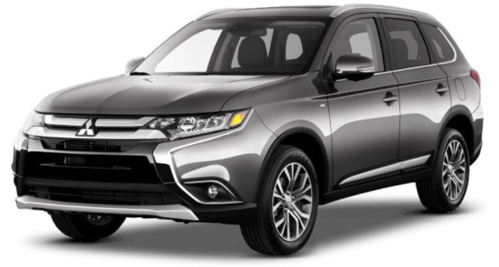 2018 Mitsubishi Outlander LE FWD thumbnail