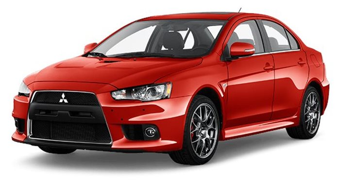 2015 Mitsubishi Lancer Evolution Evolution Manual GSR thumbnail