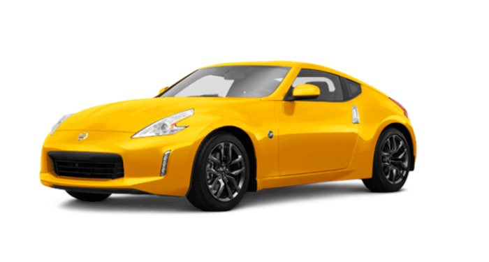 2018 Nissan 370Z Coupe Automatic thumbnail
