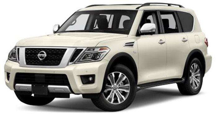 2018 Nissan Armada SV 4x4 thumbnail