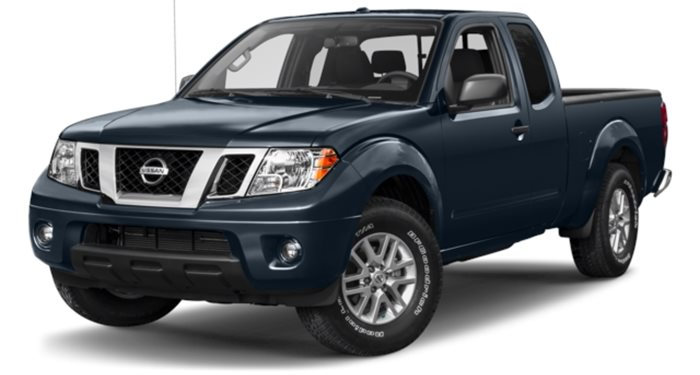 2018 Nissan Frontier Crew Cab 4x2 SV V6 Automatic thumbnail