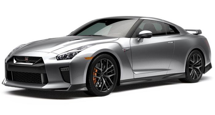 2018 Nissan GT-R Track Edition thumbnail