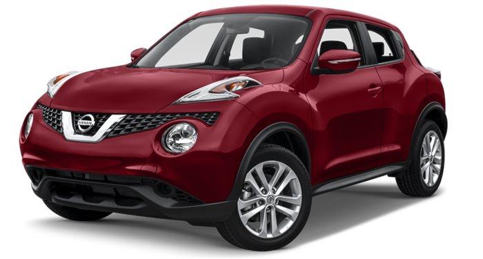2017 Nissan Juke SV AWD thumbnail
