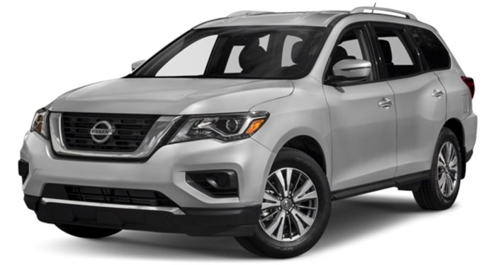 2018 Nissan Pathfinder Platinum FWD thumbnail