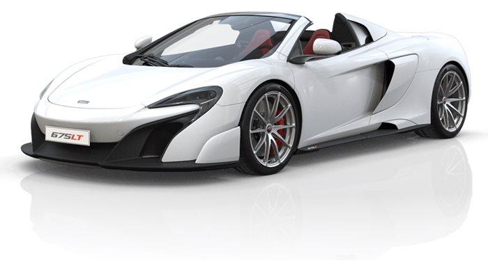 2016 McLaren 675LT Spider thumbnail