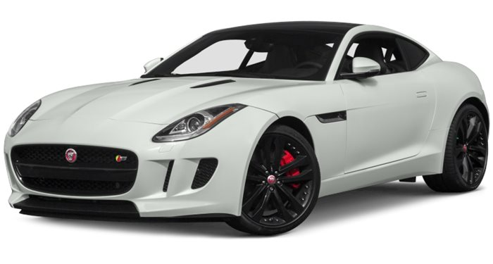 2018 Jaguar F-Type R-Dynamic Coupe Automatic thumbnail