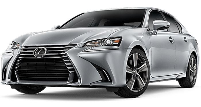 2018 Lexus GS GS 350 RWD thumbnail