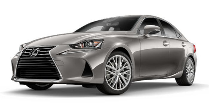 2018 Lexus IS IS 350 AWD thumbnail