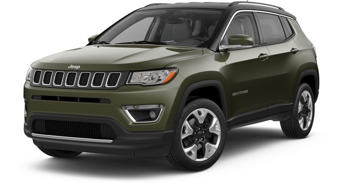 2018 Jeep Compass Latitude FWD thumbnail