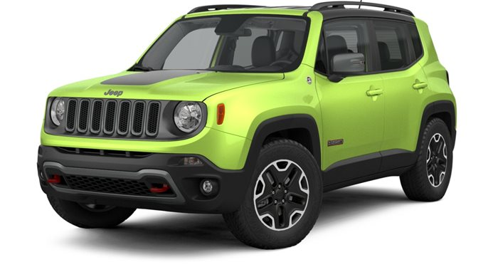 2018 Jeep Renegade Limited 4x4 thumbnail