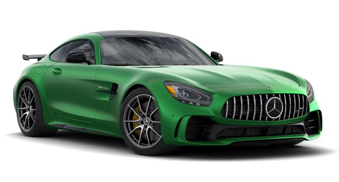 2018 Mercedes-Benz AMG GT R Coupe thumbnail