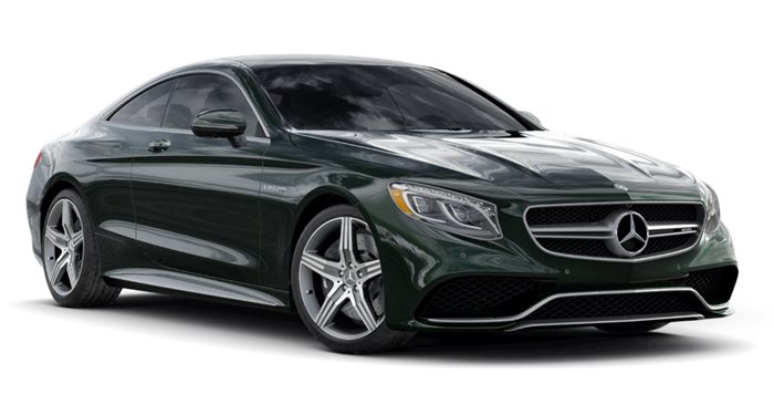 2018 Mercedes-AMG S63 AMG S 63 4MATIC Coupe thumbnail
