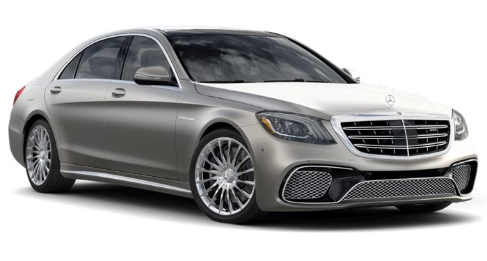 2018 Mercedes-AMG S65 AMG S 65 Sedan thumbnail