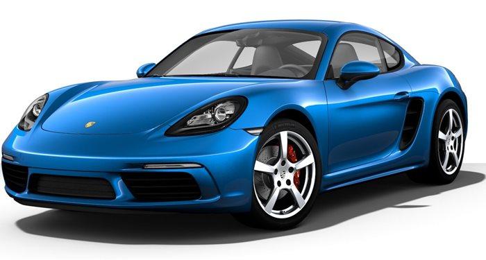 2018 Porsche 718 Cayman S thumbnail