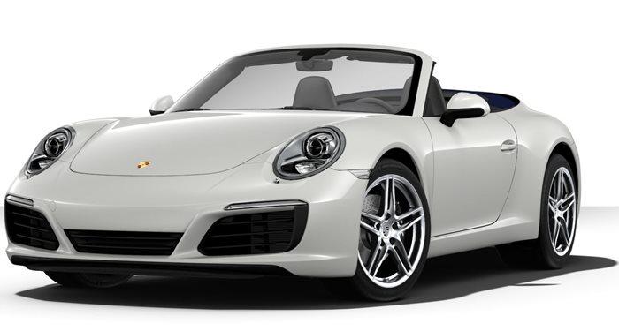 2018 Porsche 911 Carrera 4 GTS Cabriolet thumbnail