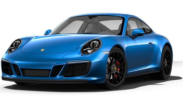 2018 Porsche 911 Carrera GTS Carrera GTS Coupe thumbnail