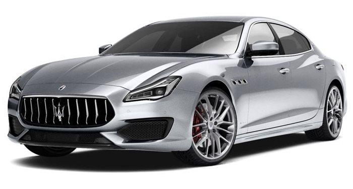 2018 Maserati Quattroporte S GranSport thumbnail