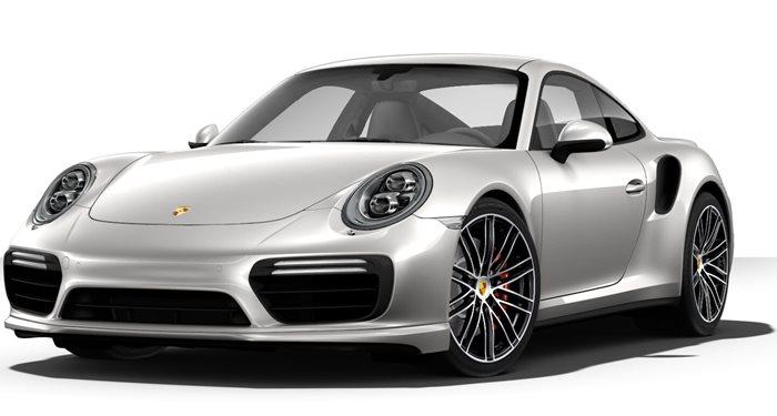 2018 Porsche 911 Turbo Coupe thumbnail
