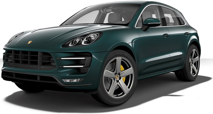 2018 Porsche Macan Macan Turbo with Performance Package thumbnail