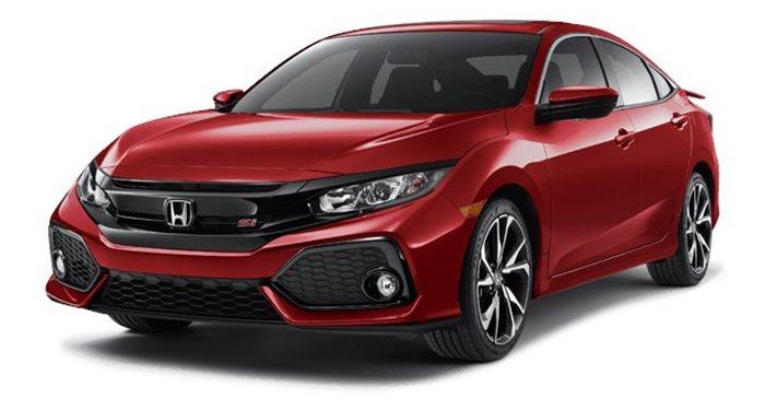 2018 Honda Civic Si Sedan Manual thumbnail